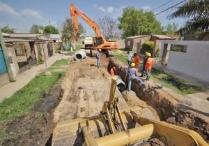 """Plan Norte: """"La obra de pavimentación prioriza la cobertura del transporte público"""""""