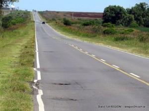 Nueve oferentes para la Ruta Provincial Nº 16 EERR $104 Millones
