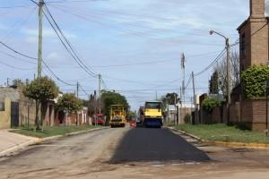 San Ignacio de Loyola S.A. Unica oferta para asfaltado en Rio Cuarto