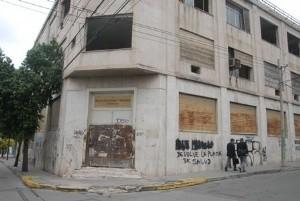 $12 Millones para recuperar el edificio del IPPS