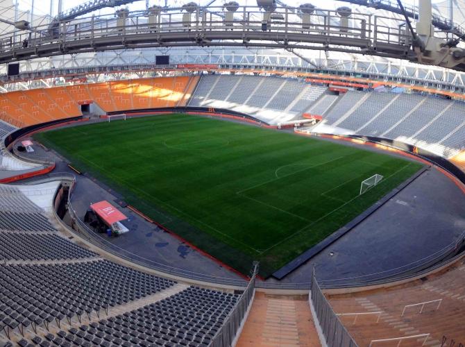 Cinco empresas quieren terminar el estadio de Estudiantes | Construar.com.ar