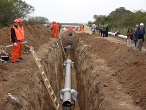 Gasoducto Industrial GNEA Rafaela –Sunchales $850 Millones
