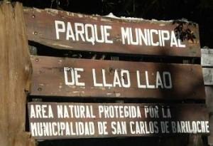 Dos obras en Parque Municipal Llao Llao