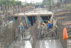 Obras de Nexo de Infraestructura para Viviendas en Santa Rosa $20 Millones