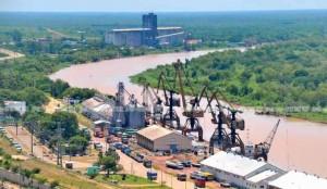 Refuncionalización del Puerto de Barranqueras $106 Millones