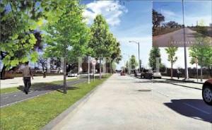 Boscarino, Ponce y Alegre Construirán obra en avenida Peñaloza