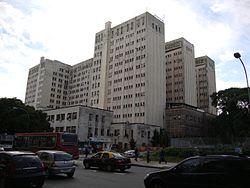 Hospital de Clínicas 2° Etapa Infraestructura y Otorrolingia $152 Millones