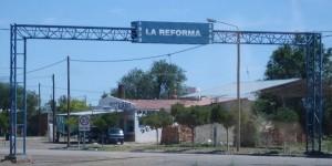 Reserva Provincial de la localidad de La Reforma cerco perimetral – Ofertas