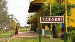 Construirán Desagües Pluviales en Tabossi $18 Millores