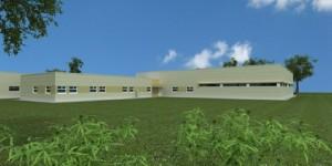 Construcción del sector de Neonatología del hospital de Roca $26 Millones