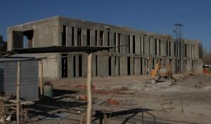 San Juan Reactivan la construcción de la Escuela de Música