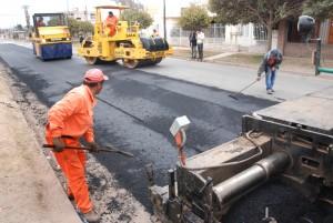 Tres empresas presentaron ofertas para la pavimentación de 96 cuadras en Río Cuarto