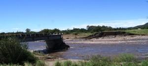 San Luis – Ruta Necional N° 20 y Puente sobre Rio Quines