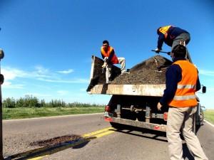 10 Ofertas para Bacheo y Construcción de Carpetines en la Ruta Nacional N°33 – Trenque Lauquen – Rufino