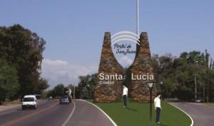 Centro de Salud y Unión Vecinal en Santa Lucía