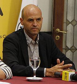 Guillermo Dietrich Ministro de Transporte