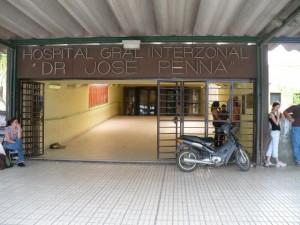 Obra en el Hospital Penna – Bahía Blanca