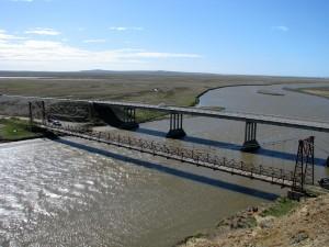 Avanza proyecto de obra del Puente de Rio Grande