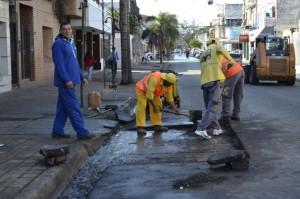 Santa Fe $120 Millones de pesos para obras de bacheo