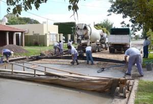 COSPAVC se adjudicó la remodelación de avenida Aristobulo del Valle