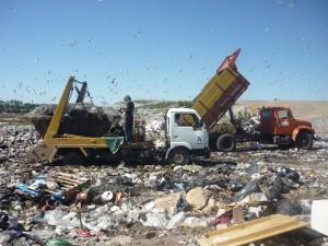 Rio Grande: disposición final de Residuos Sólidos Urbanos