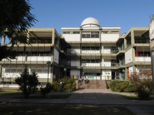 Universidad Nacional de Salta nuevo Salón de Actos y Biblioteca