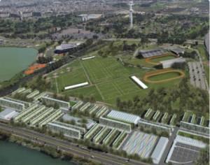 CABA Inician las obras de la Villa Olímpica $ 3000 millones