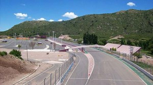 San Luis Autódromo internacional en Villa Mercedes