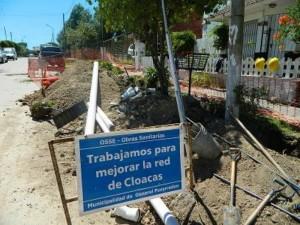 Faro Norte: Finaliza la obra de la red Colectora Cloacal $5,6 Millones