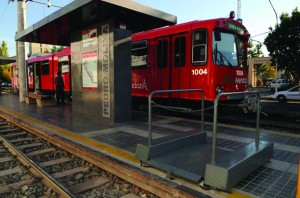 Metrotranvía Urbano en Mendoza