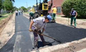 La Pampa Pavimentación de 300 cuadras para Pico $ 216 Millones