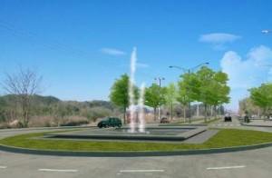 Santa Fe Comenzaron la remodelación en Av. Peñaloza $76 millones