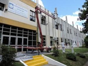 Construcción de Centro de Cómputos Universidad Villa Mercedes Adjudicacion