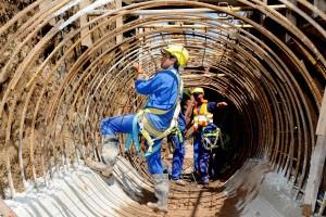 Santa Fe Empalme Graneros desagües cloacales $110 Millones