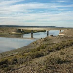 Chubut Puente en el río Chico $5.5 millones