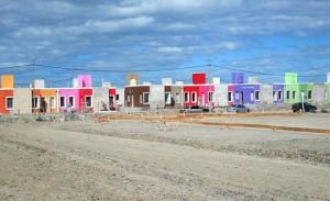 Ofertas para construir 60 viviendas en Trelew $60 Millones
