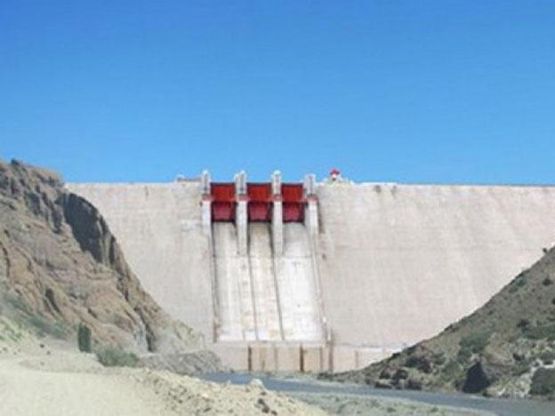 Resultado de imagen para Represa hidroeléctrica Portezuelo del Viento