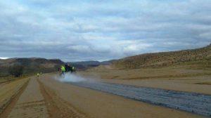 Ruta 23 avanza hacia Dina Huapi