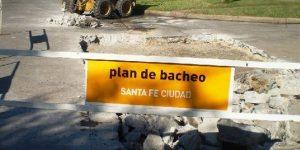 Santa Fe – trabajos de bacheo y obras complementarias 2 Ofertas