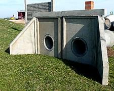 Reconstrucción de obras de arte por emergencia hídrica, alcantarillas en R.P. N° 65, R.P. N° 50, R.P. N° 70