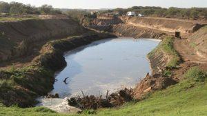 Río Cuarto desagües pluviales 3 Ofertas $55 Millones