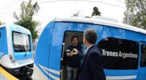 Lanzarán un plan de $14.000 millones para ferrocarriles
