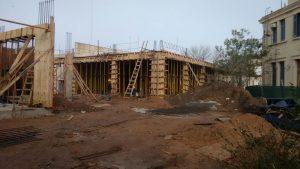 Nuevo edificio de la AFIP