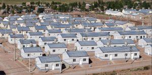 El gobierno nacional financiará la construcción de 630 viviendas