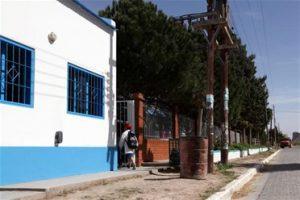 Ampliación de la escuela primaria Nº 77 Las Plumas Única Oferta