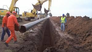 Gasoductos: comienzan los primeros tramos – En el 2019 llegaría a la zona