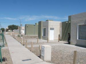 CD construirá 32 viviendas en Río Senguer y 6 en Río Mayo