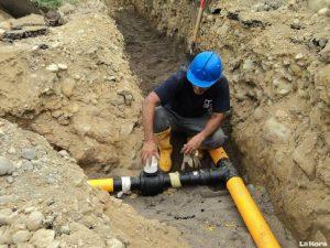Adjudicaron a UCSA la Instalación de Red de Gas Villa Olímpica $14 Millones