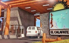 Nuevo portal de acceso a El Calafate