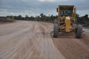 Pavimentación ruta provincial Nº 4